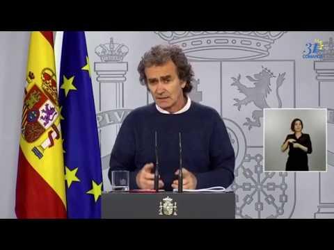 Fernando Simón sobre Málaga y Granada, y su permanencia en Fase 0