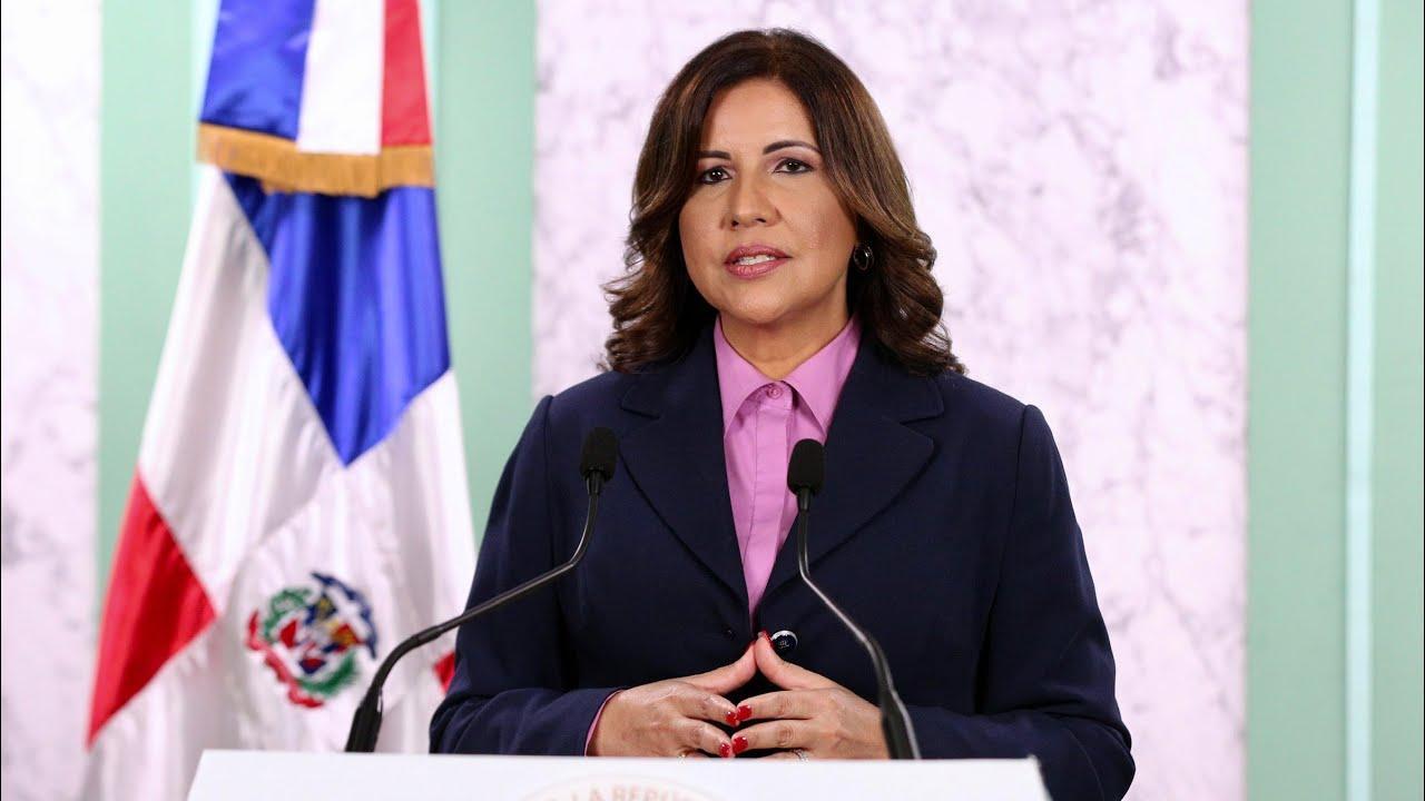 Margarita Cedeño anuncia medidas a favor mujeres dominicanas por ...