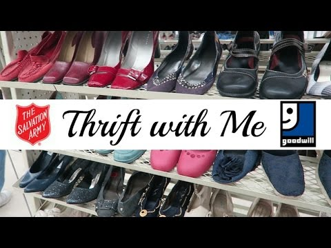 Thrift with Me   Salvation Army & Goodwill