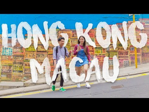 Hong Kong & Macau | GoPro Travel | April 2017