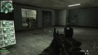 Open Broadcaster Software - Cod MW3 gameplay