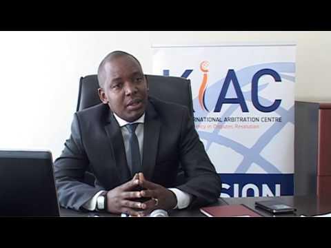 Kigali International Arbitration Centre (KIAC) services- Composition of an Arbitral tribunal  part 2