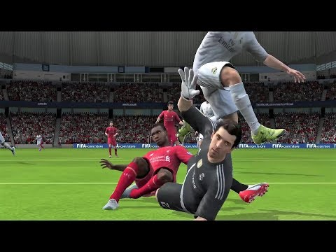 FIFA 16 Soccer Android Gameplay #7
