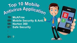 Top 10 Antivirus Mobile Security Application | Security App And Virus Protection App | Pramod Variya screenshot 4