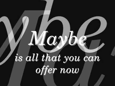 Collective Soul - Maybe (Lyrics)