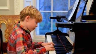 Connor Martin de Barros - Prelude in Em Op.119, No.9 - Stephen Heller