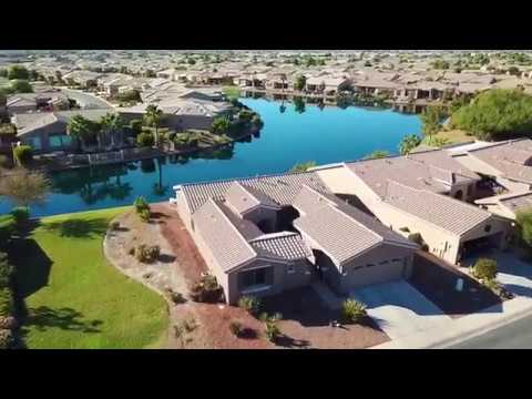 Gorgeous Waterfront Lot in Maricopa!