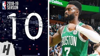 NBA Top 10 Plays of the Night | December 21, 2018