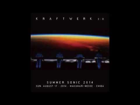 Kraftwerk - Live Makuhari Messe Japan Summer Sonic August 2014