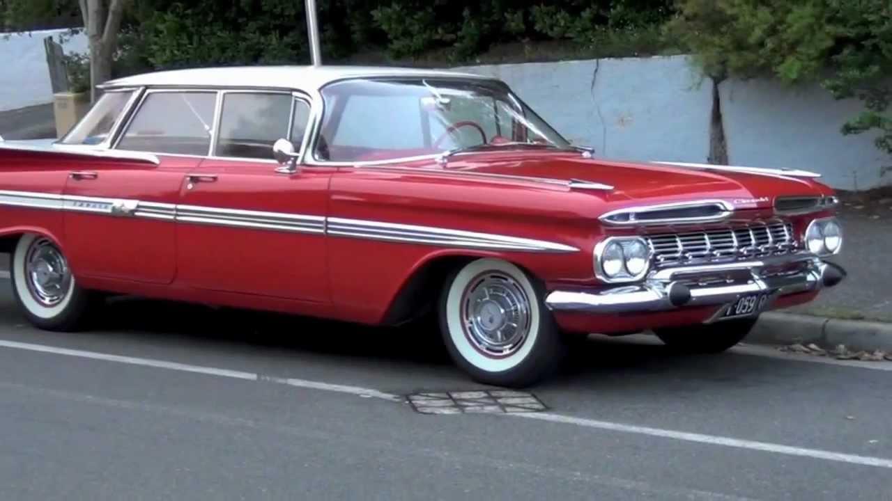 1959 chevrolet impala [ 1280 x 720 Pixel ]