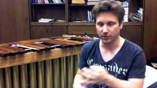 "Percussion Axiom TV: Episode #48 ""How well do you know your marimba"" - Part I"