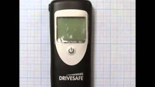 видео Алкотестер Drivesafe 2: инструкция по применению, отзывы