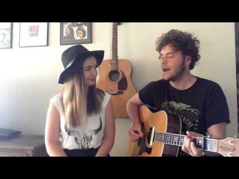 Swept Away - The Avett Brothers (cover) - Ezra and Katie