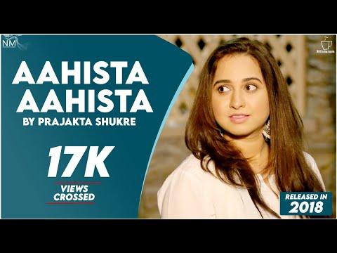 Aahista Aahista | Swades | Prajakta Shukre | Shahrukh Khan | Namyoho Studios | Cover