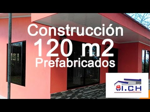 Construccion de dos casas de 120 m2 y 135 youtube for Construccion casas