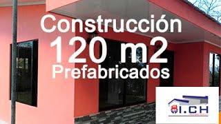 Construccion de dos casas de 120 m2 y 135