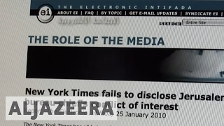 Media Conflict of Interest Debate - The Listening Post (Full)