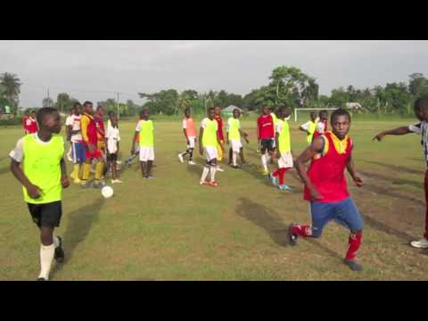 Football Academy in Nigeria