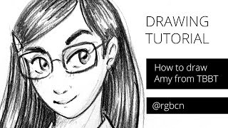 How to draw amy by rgbcn