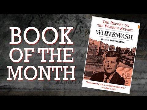 Book of the Month: Whitewash   Jesse Ventura Off The Grid - Ora TV