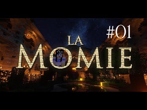 La Momie -  Minecraft - Ep 01 poster