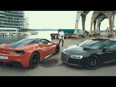 SUPER CARS IN OSLO NORWAY | ARNHOFF SHOWING HOW IT'S DONE | VLOG 153