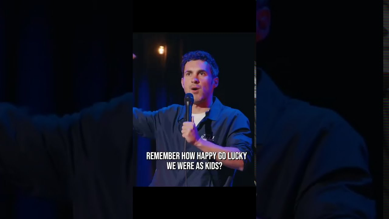 Growing Pains - Mark Normand #shorts