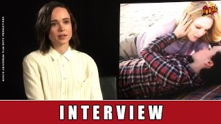 Freeheld - Interview | Ellen Page
