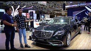 [Autozone.vn] Khám phá Mercedes S450 Maybach