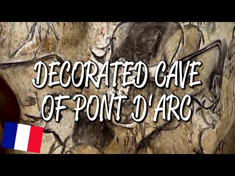 Decorated Cave of Pont d'Arc (Chauvet Cave) - UNESCO World Heritage Site