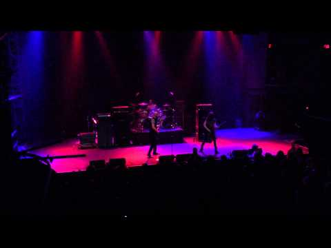 Aeternus - Burning the Shroud Live at Maryland Deathfest MDF 2015