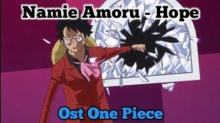 "Download Lagu Ost One Piece - ""Hope"" Namie Amoru mp3"