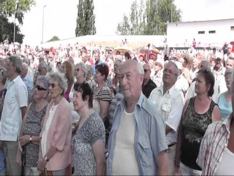 Holič, 19.8.2012, KSS a KSČM oslavy 68 výročia SNP. 20120818 1231192