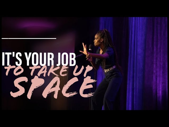 Taking Up Space: Our Right, Our Responsibility, Our Rebellion [Speech Highlights] | Ryann Richardson