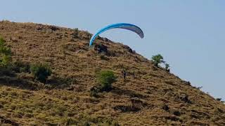 Paragliding at Mang, KPK