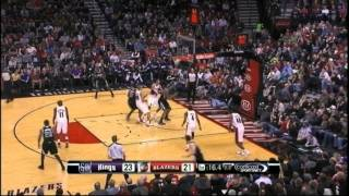 [12.27.11] Jimmer Fredette - 10 Points Vs Blazers (Complete Highlights)