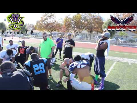 WCFA Napa Valley Vipers / First Interview