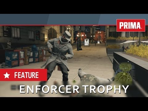 Watch Dogs Traced Trophy Easy