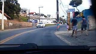 Exercício para controle do carro enquanto dirige