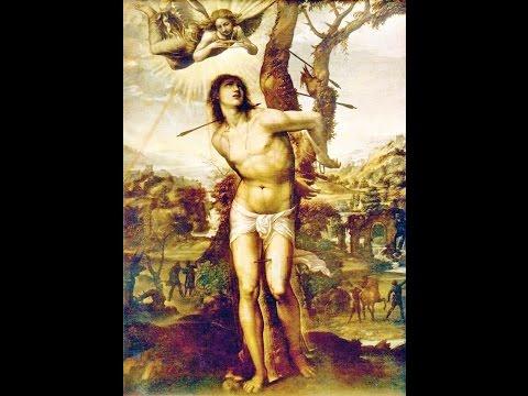 Powerful prayer to st sebastian - virus, global epidemic, healing bodily ailments, physical healing mp3