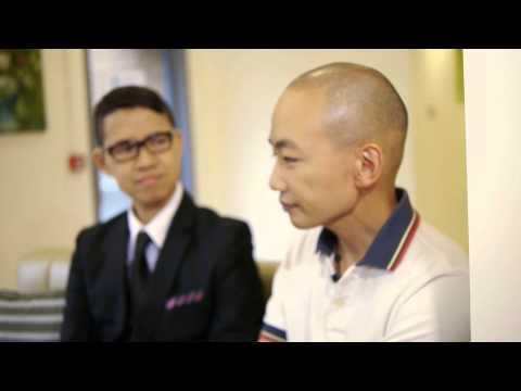 John Chong, 口水腺腫瘤分享者