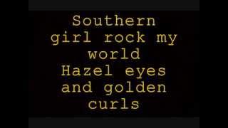 Southern Girl Tim McGraw Lyrics