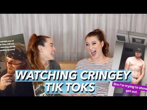 REACTING TO WEIRD TIK TOKS WITH JESSISMILES | Kat Chats thumbnail