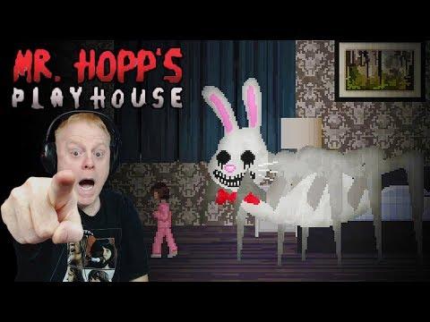 MR. HOPP'S PLAYHOUSE | ALTERNATE ENDINGS + EASTER EGGS