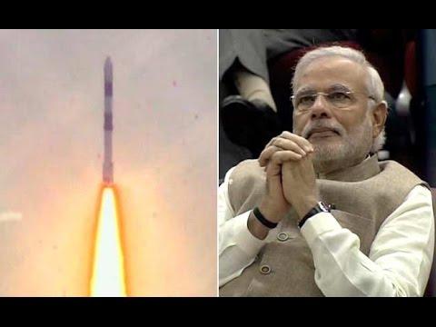 Big Boost for India's Navigation System Says PM Modi On IRNSS-1G Launch