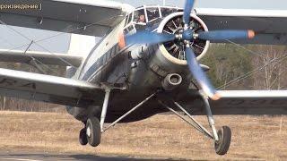 Полет на Ан-2. Сельцо. (An-2 in flight. Seltso)