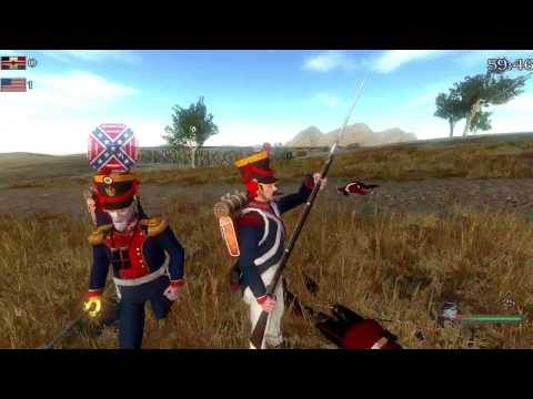 Mount & Blade North and South: South of the Border