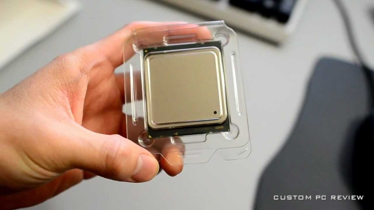 Intel Core i7 3960X Extreme Edition Processor Unboxing + Written .