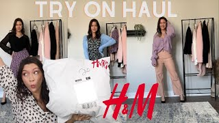 Shopping da H&M PER LA PRIMAVERA TRY ON HAUL H&M PRIMAVERA 2021