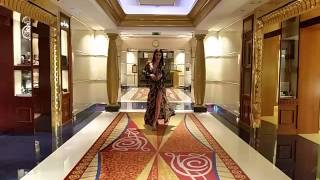 Burj Al Arab Dubai Emirates Backstage Shooting luxury Magazine model SAIA MARINA EMANUELA